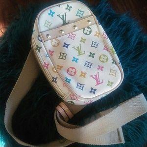 Louis Vuitton multicolor monogram crossbody bag